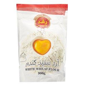 آرد سفید گندم رشد مقدار 900 گرم