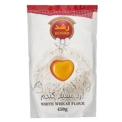 آرد سفید گندم رشد مقدار 450 گرم
