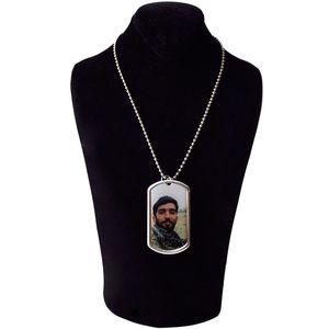 گردنبند مدل شهید حججی