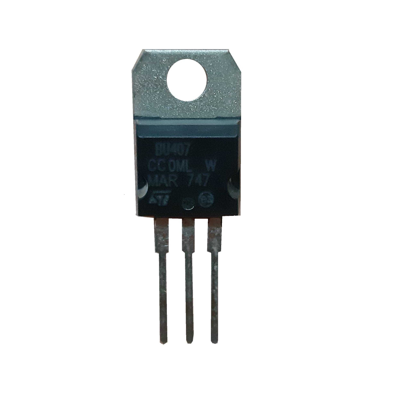 ترانزیستور اس تی مایکروالکترونیکس مدل BU407