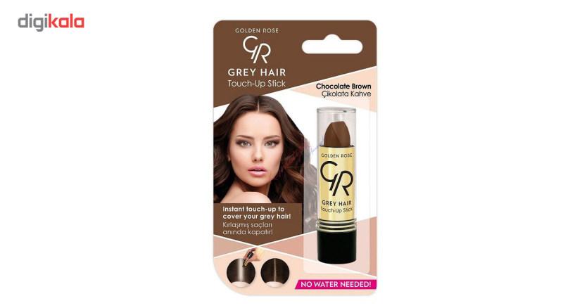 رژ مو گلدن رز مدل Chocolate Brown