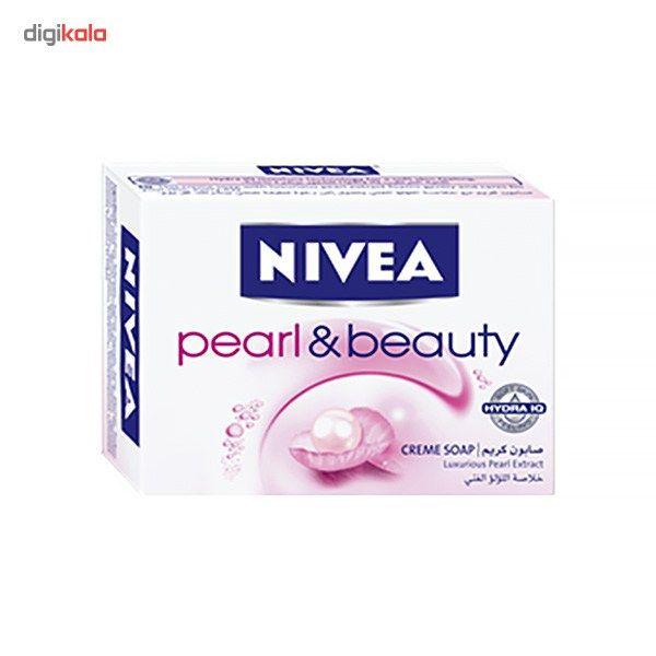 صابون زیبایی نیوآ مدل Pearl And Beauty مقدار  100 گرم main 1 1
