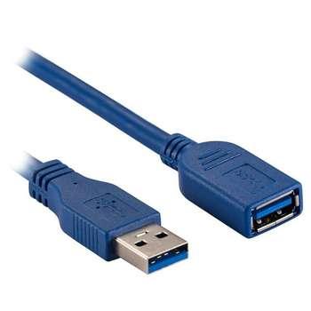 کابل افزایش طول USB 3.0 به طول 1.5 متر