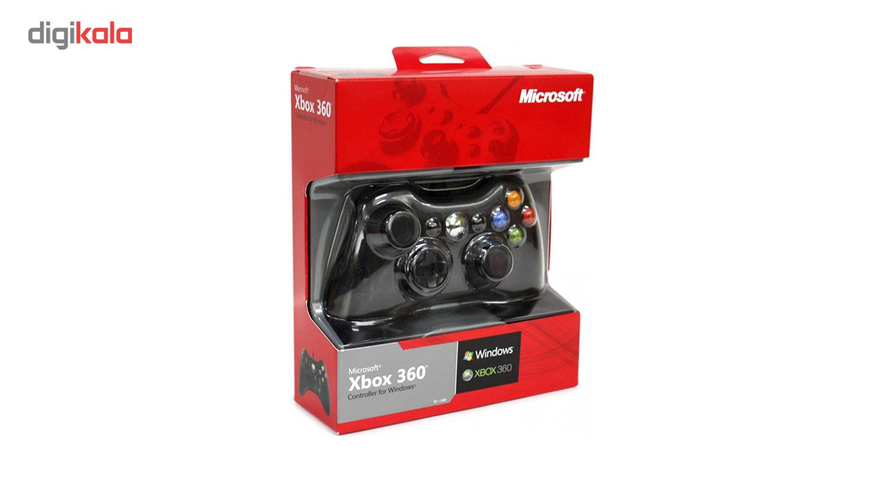 دسته بازی مایکروسافت مدل x17-1544-03 مناسب برای ایکس باکس 360 و ویندوز
