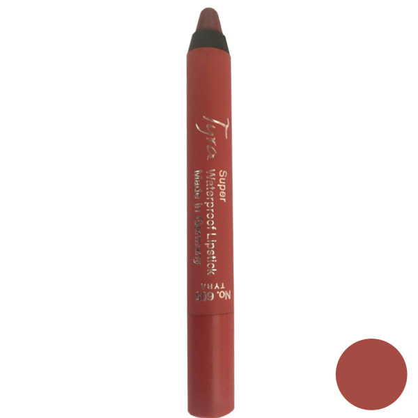رژلب مدادی تایرا شماره 605