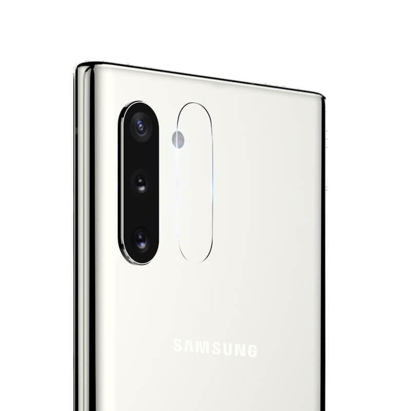 محافظ لنز دوربین نیلکین مدل InvisiFilm مناسب برای گوشی موبایل سامسونگ Galaxy Note 10