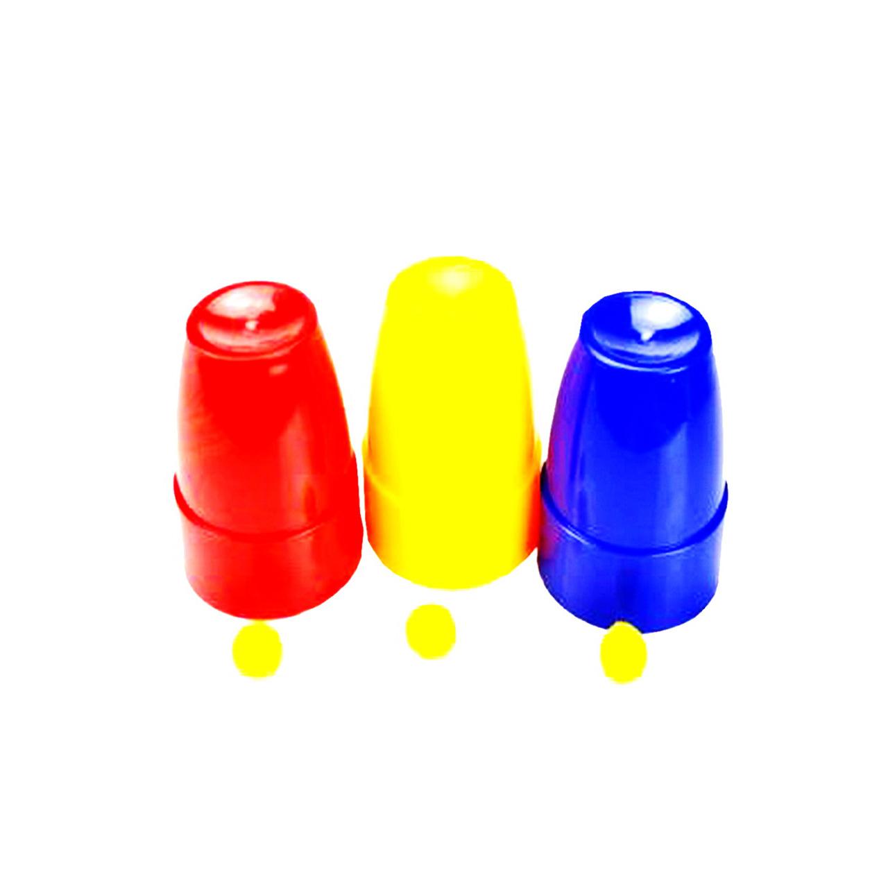 ابزار شعبده بازی توپ و 3 لیوان DSK 245
