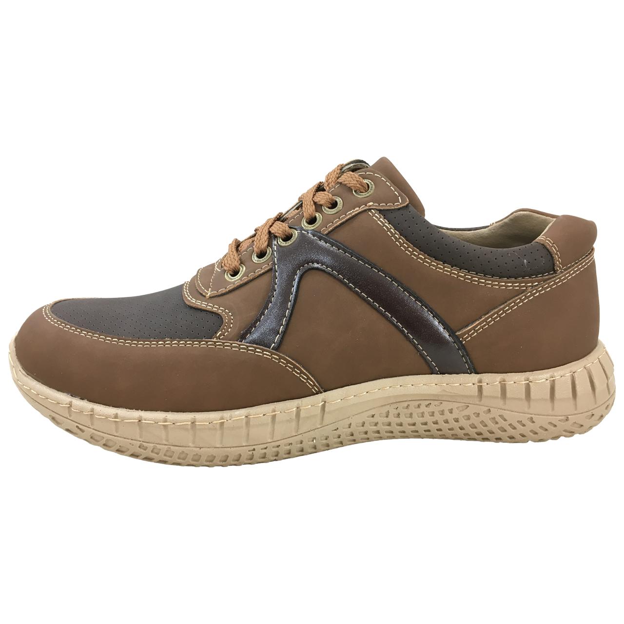 کفش مخصوص پیاده روی مردانه شرکا کد 2732