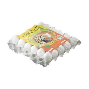 تخم مرغ حسام بسته 30 عددی