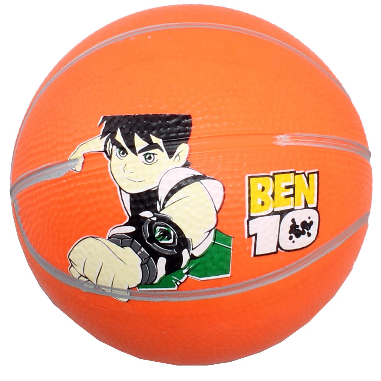 توپ بتا مدل مینی بسکتبال Ben 10 سایز 1