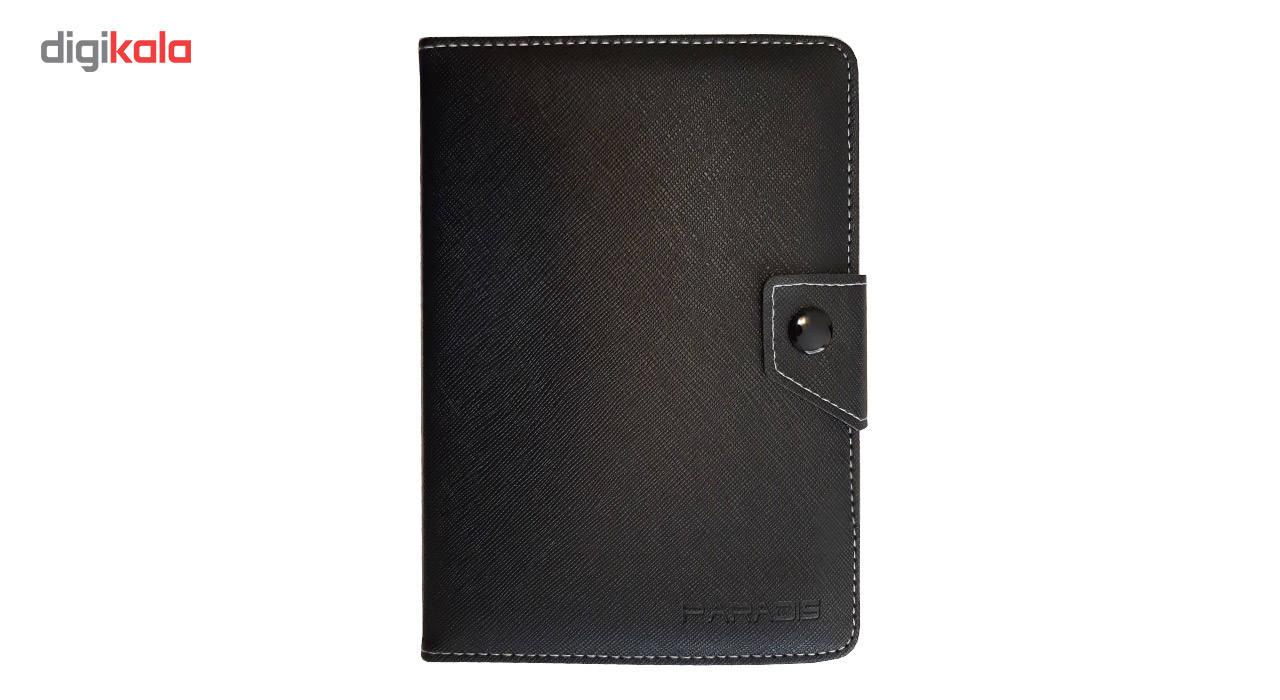 کیف کلاسوری پارادیس مدل Full Cover  مناسب برای تبلت 7 اینچ main 1 1