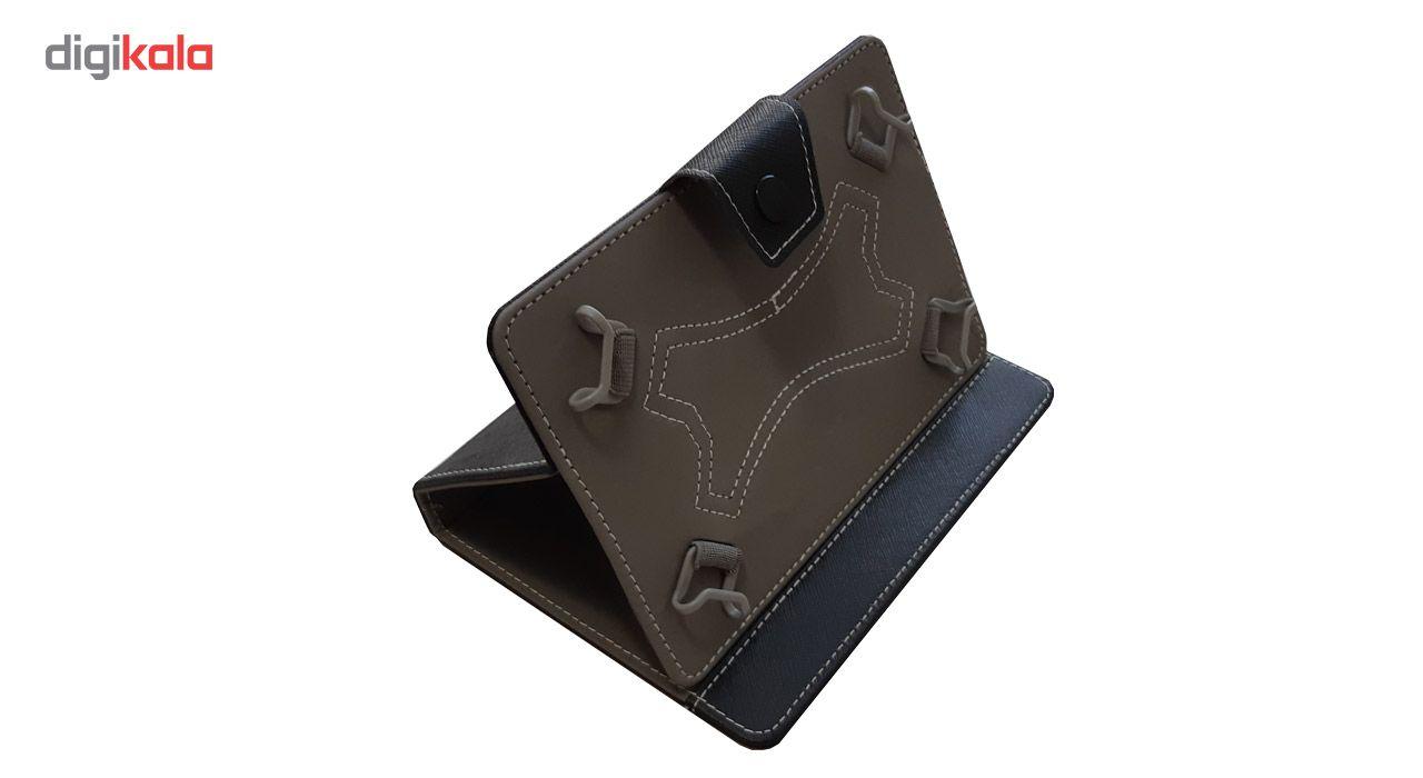 کیف کلاسوری پارادیس مدل Full Cover  مناسب برای تبلت 7 اینچ main 1 2