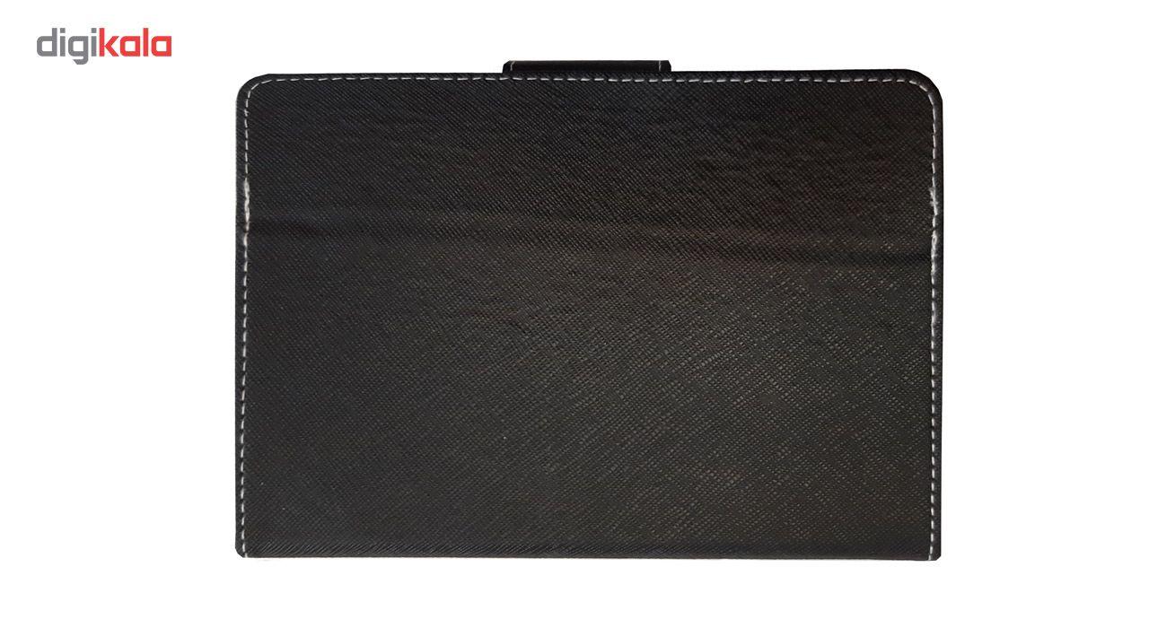 کیف کلاسوری پارادیس مدل Full Cover  مناسب برای تبلت 7 اینچ main 1 3