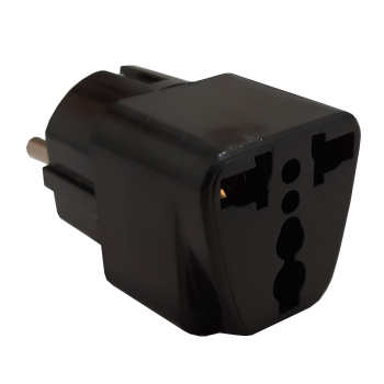 مبدل برق مدل 3 به 2  کد 1010