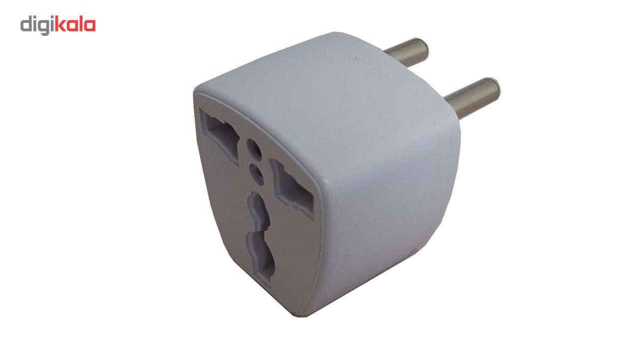 مبدل برق مدل 3 به 2 کد1020