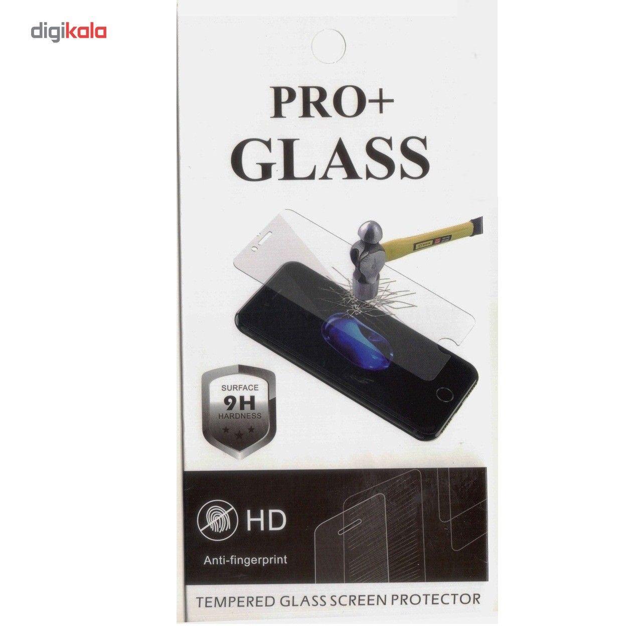محافظ صفحه نمایش گلس پرو پلاس مدل HD ANTI FINGERPRINT مناسب برای گوشی موبایل  APPLE IPHONE 7 PLUS/ 8 PLUS  main 1 1