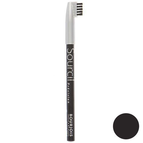 مداد ابرو بورژوآ مدل  Sourcils Precision شماره 01