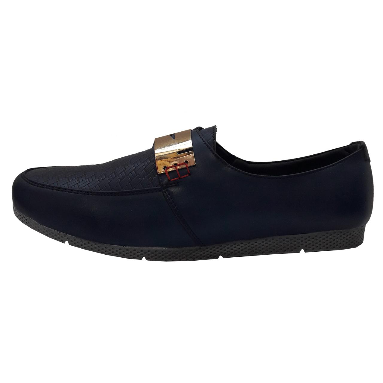 قیمت کفش مردانه لاماسو مدل  Tiger nvy01
