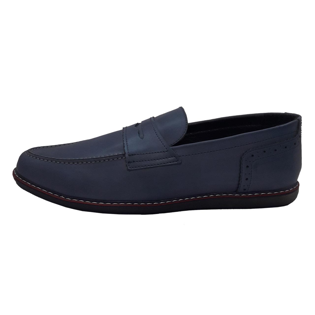 قیمت کفش مردانه لاماسو مدل Msm nvy 02