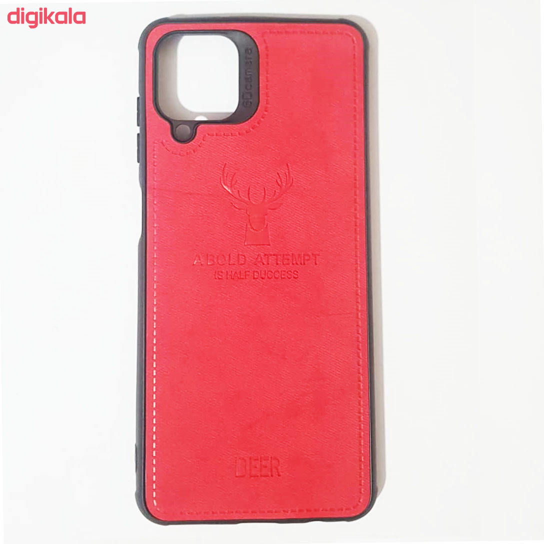 کاور مدل CH18888 مناسب برای گوشی موبایل سامسونگ Galaxy A12  main 1 1