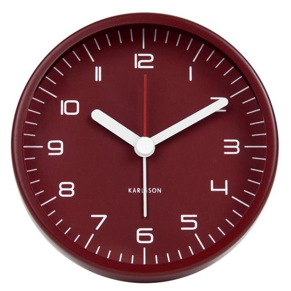 ساعت رومیزی کارلسون مدل Rounded