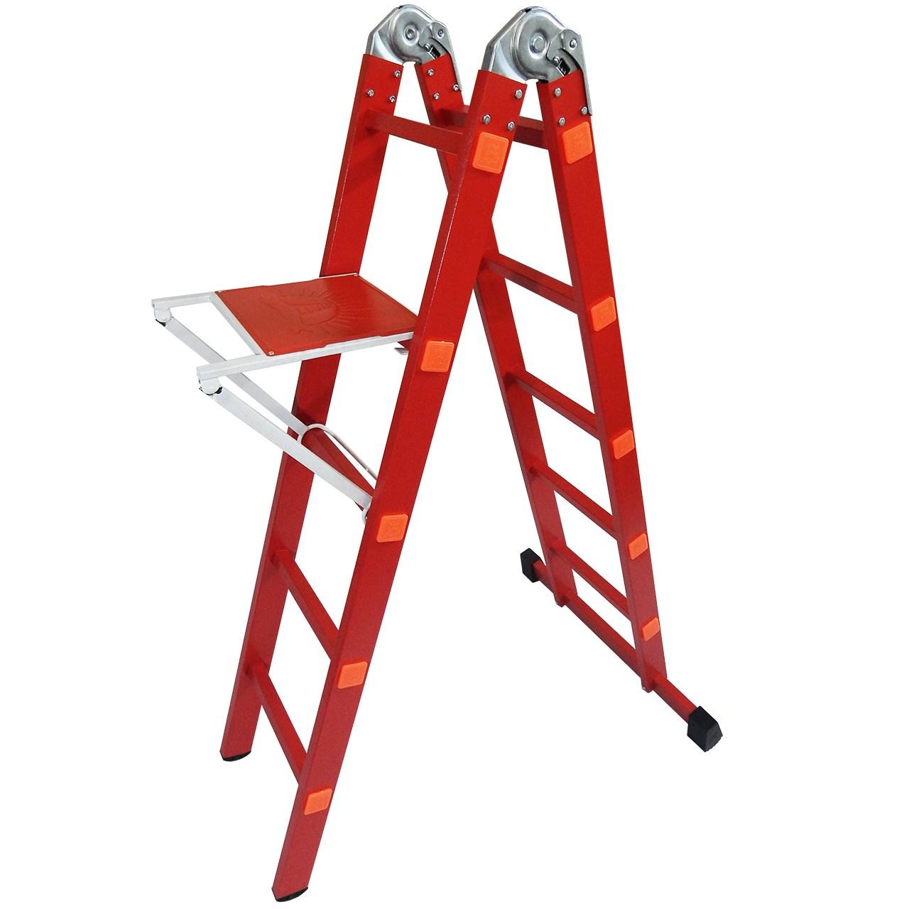 نردبان 10 پله آسانکار مدل As10s