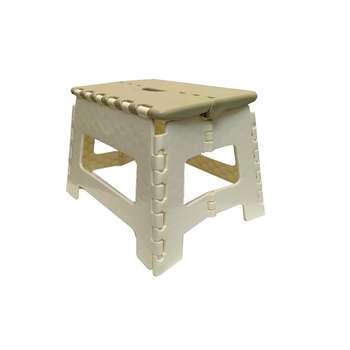 صندلی تاشو ناصر پلاستیک مدل Simple سایز کوچک