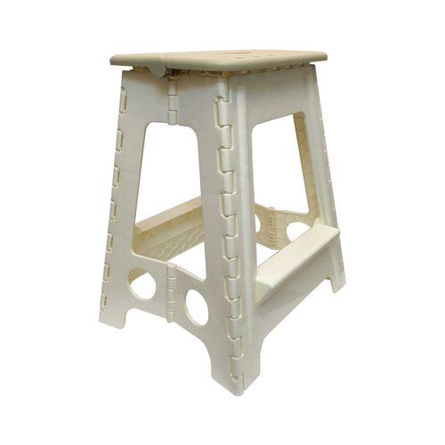 صندلی تاشو ناصر پلاستیک مدل Simple سایز بزرگ