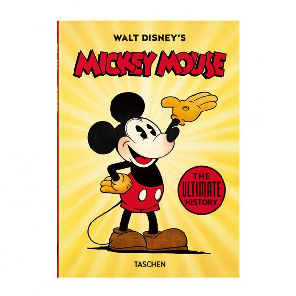 کتاب Walt Disneys Mickey Mouse اثر جمعی از نویسندگان نشر taschen