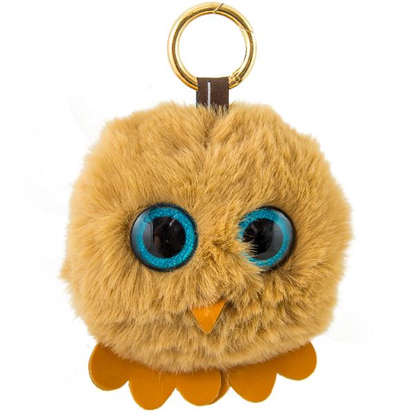 عروسک تاپ تویز مدل Brown Owl ارتفاع 12سانتی متر