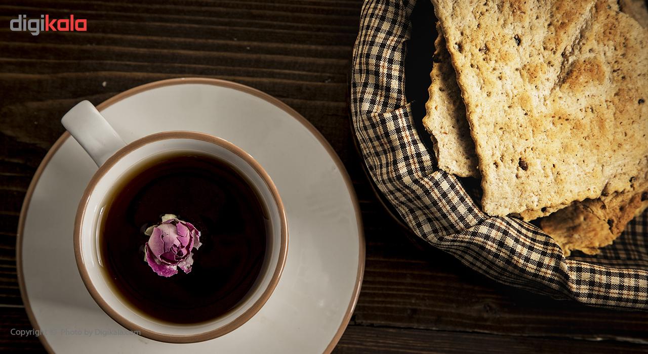 نان سنتی کاک حاوی آرد چاودار اورنگ مقدار 400 گرم