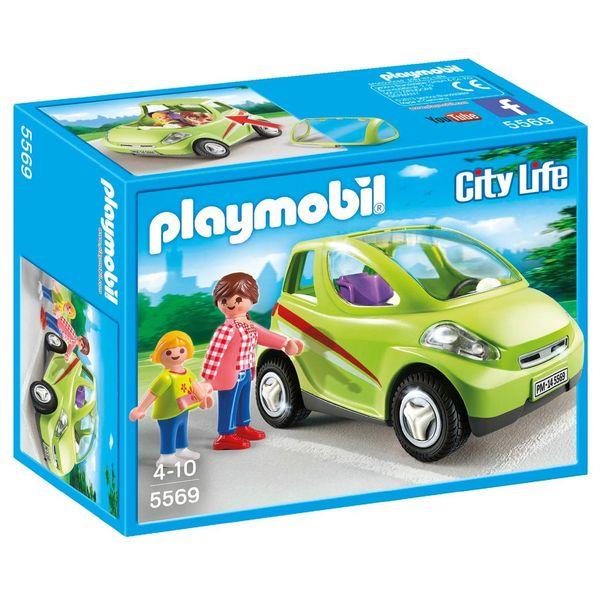 ساختنی پلی موبیل مدل City Car 5569