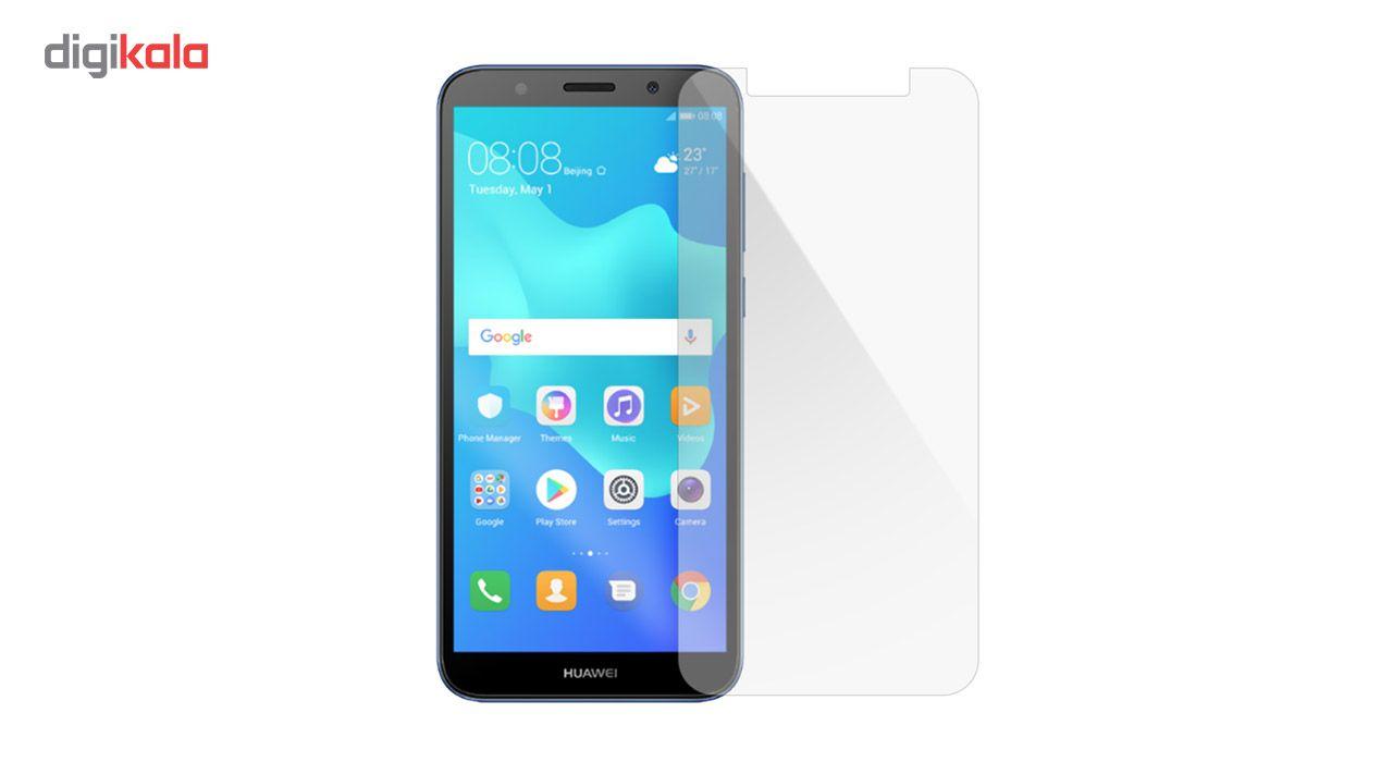 محافظ صفحه نمایش شیشه ای کوالا مدل Tempered مناسب برای گوشی موبایل هوآوی Y5 Prime 2018 main 1 2