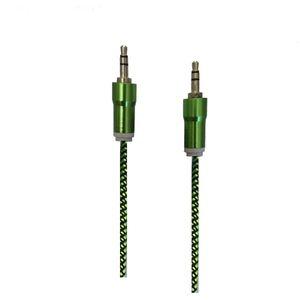 کابل انتقال صدا 3.5 میلی متری مدل KENT طول 1.5 متر