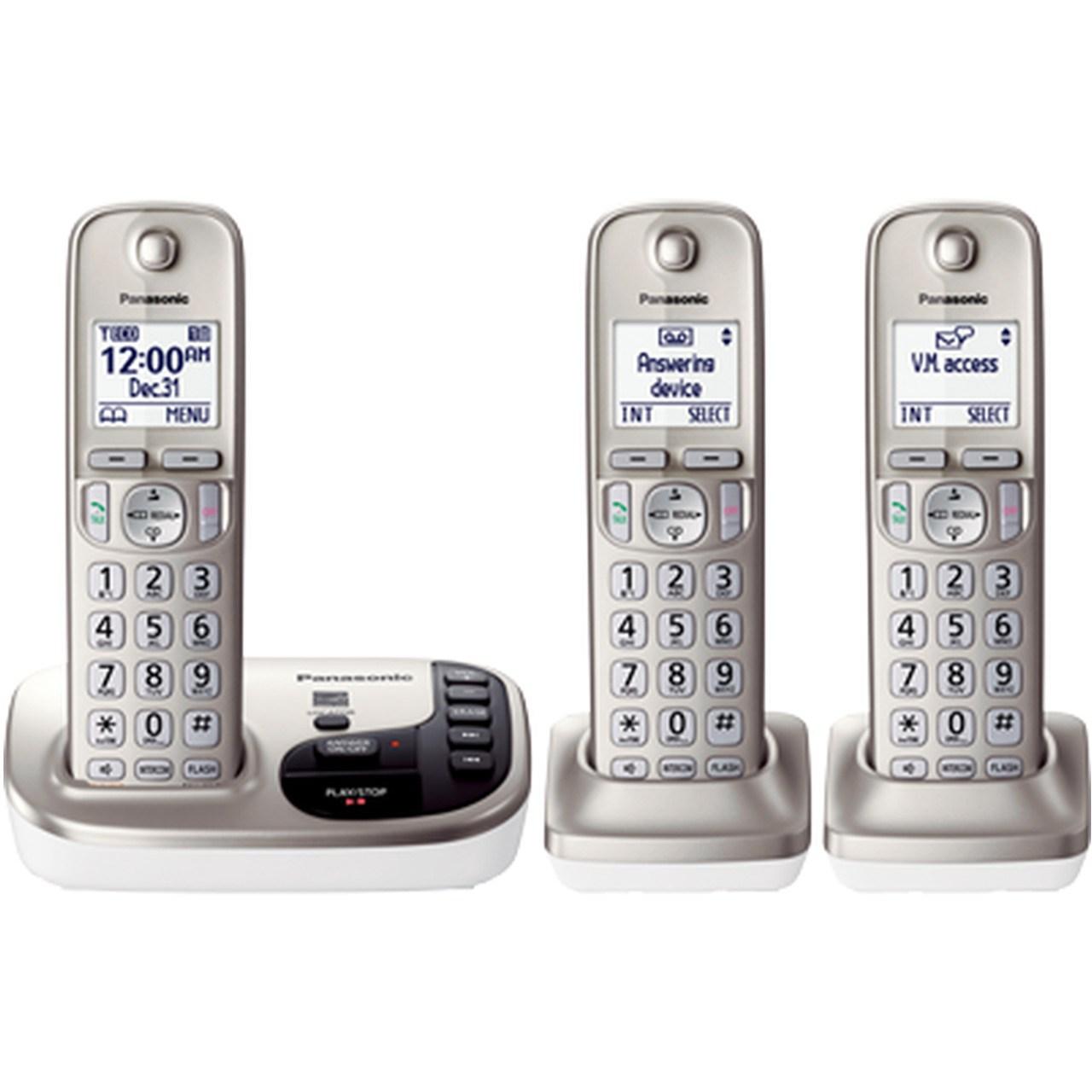 قیمت                      تلفن بی سیم پاناسونیک مدل KX-TGD223