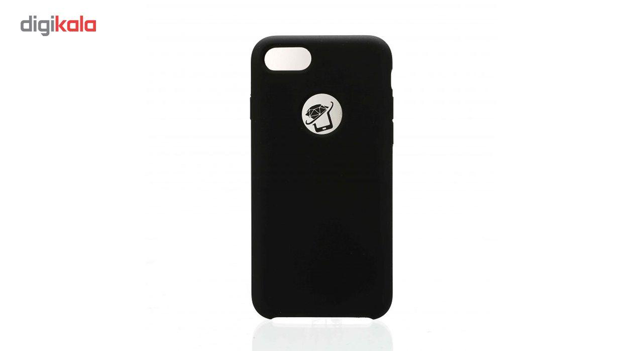 کاور سیلیکونی دیاموند مناسب برای گوشی موبایل آیفون 7 main 1 1