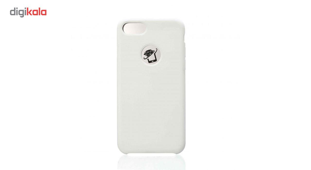 کاور سیلیکونی دیاموند مناسب برای گوشی موبایل آیفون 7 main 1 2