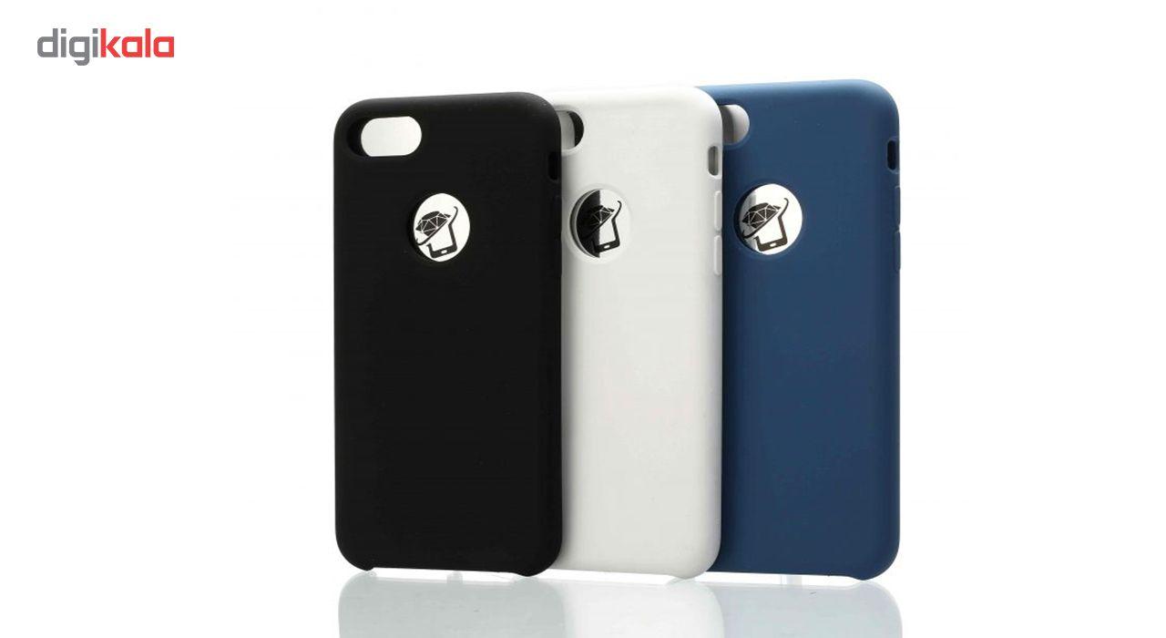 کاور سیلیکونی دیاموند مناسب برای گوشی موبایل آیفون 7 main 1 3