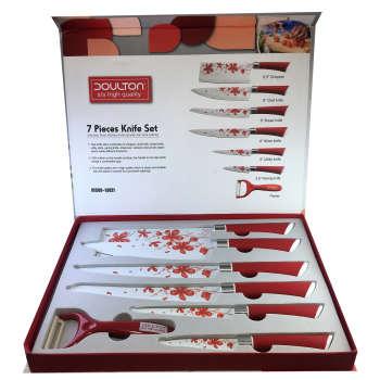 ست چاقوی آشپزخانه 7 پارچه دالتون مدل MS0913022
