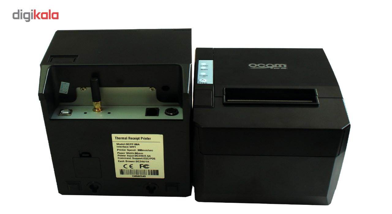 قیمت                      پرینتر حرارتی اوکوم مدل OCPP-88A
