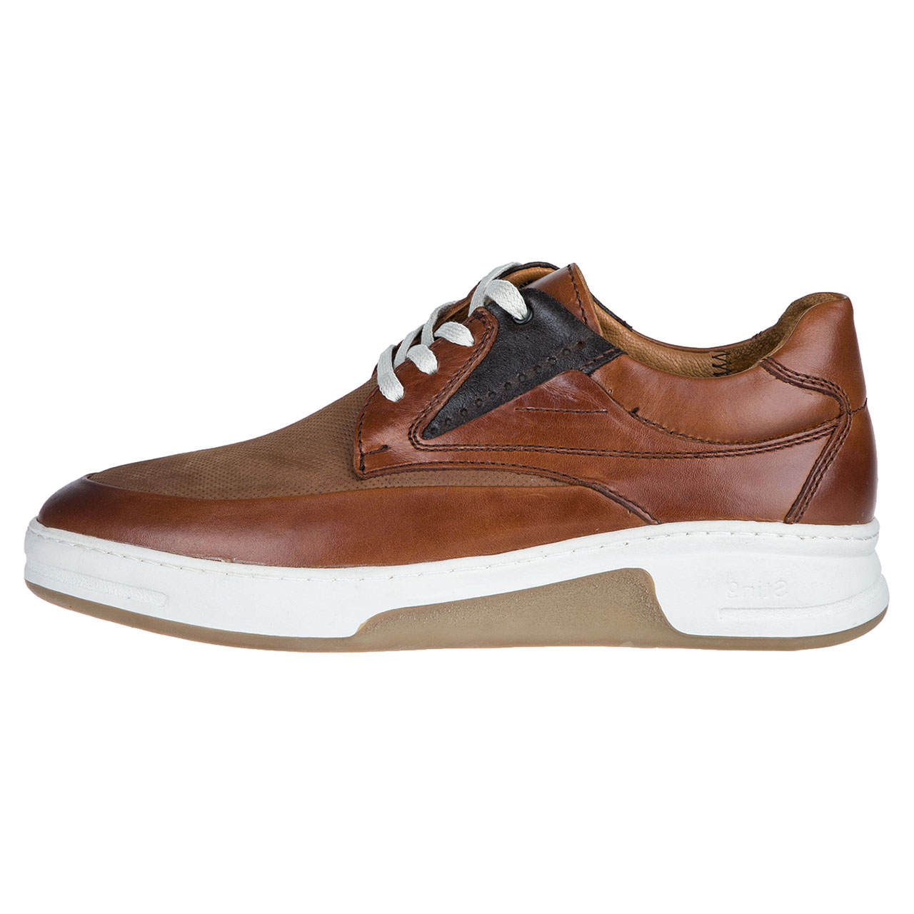 کفش چرم مردانه استینگ مدل 03 عسلی