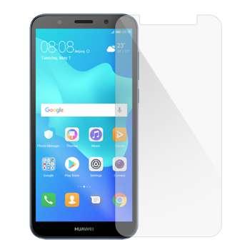 محافظ صفحه نمایش شیشه ای مدل Tempered مناسب برای گوشی موبایل هوآوی Y5 Prime 2018