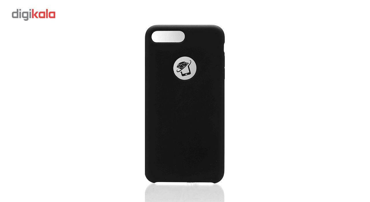 کاور سیلیکونی دیاموند مناسب برای گوشی آیفون 7 پلاس main 1 1