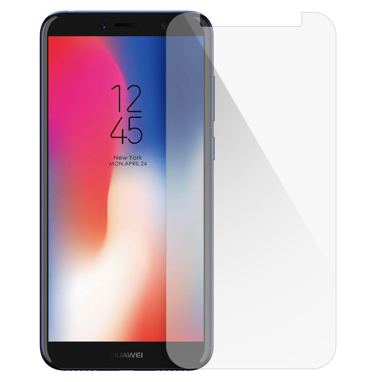 محافظ صفحه نمایش شیشه ای مدل Tempered مناسب برای گوشی موبایل هوآوی Y6 2018