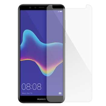 محافظ صفحه نمایش شیشه ای مدل Tempered مناسب برای گوشی موبایل هوآوی Y9 2018