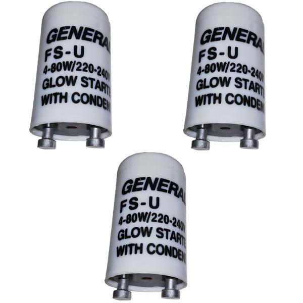استارت مهتابی جنرال مدل FS-U بسته 3 عددی