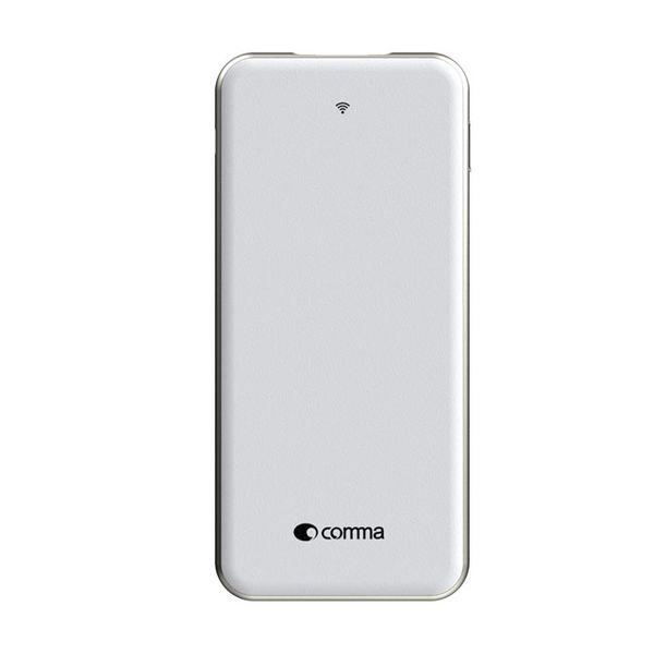 شارژر همراه کوما مدل Slimbox ظرفیت 5000 میلی آمپر ساعت