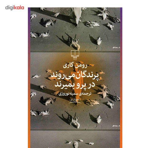 کتاب پرندگان می روند در پرو بمیرند اثر رومن گاری main 1 1