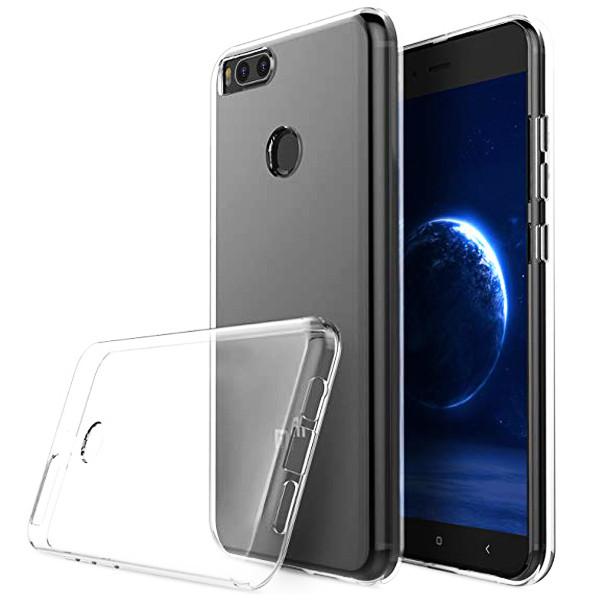 کاور ژله ای مدل Clear tpu مناسب برای گوشی موبایل هواوی Y6 Prime 2018