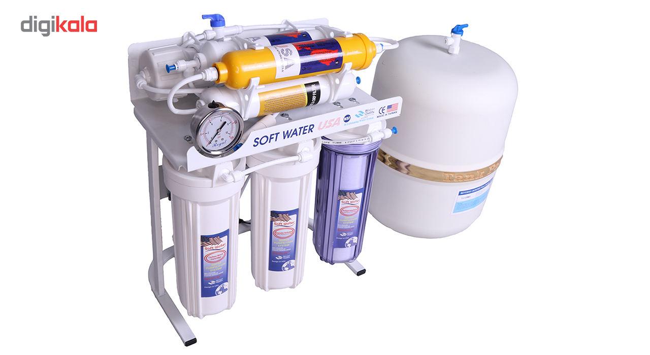 فروش دستگاه تصفیه آب سافت واتر مدل RO7_ORP